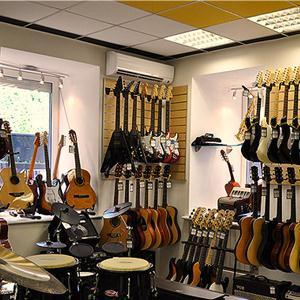 Музыкальные магазины Камышлова