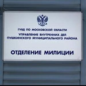 Отделения полиции Камышлова