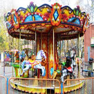 Парки культуры и отдыха Камышлова