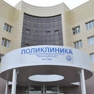 Поликлиники Камышлова