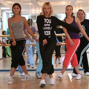 Школы танцев Камышлова