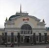 Железнодорожные вокзалы в Камышлове
