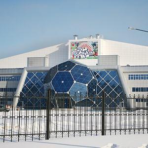 Спортивные комплексы Камышлова